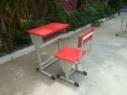 Sharon Bench Desk Single Seater