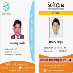 ID Card PVC ID Card Manufacturer From Chennai - Employee id card