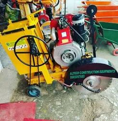 CC Cutter With 9 HP  Greaves Engine Self Start