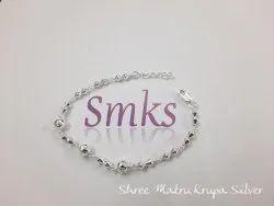 CNC Silver Brecelets