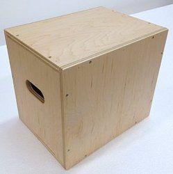 Plyomatic  Box Wooden