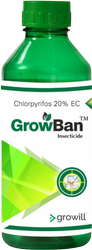 Chlorpyriphos 20% EC