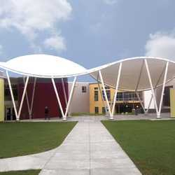 Tensile Structures & Structures - Tensile Structures Manufacturer from New Delhi