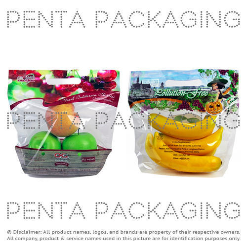 Fruits Packaging Film Rolls/Pouches