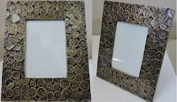 Coin Fitted Photo Frame