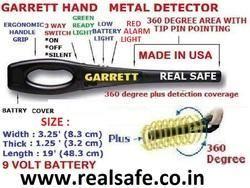 Garrett Hand Metal Detector