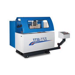 JIH-T5S-26 Automatic Double Head Tilting & Rotary Sawing Machine