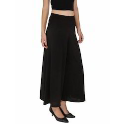 Ira-Soleil-Black-Stretched-Polyester-Palazzo