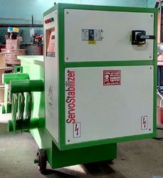 100kva Servo Stabilizer Oil Cooled