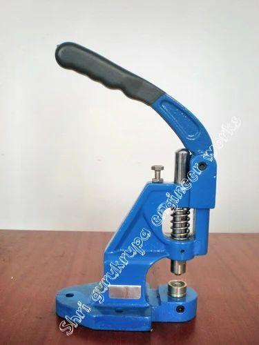 Manual Aluminum Eyelet Punching Machine