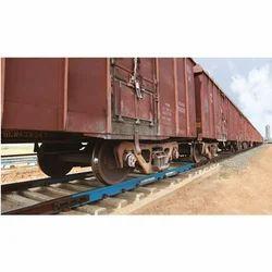 In Motion Rail Weighbridge