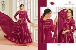 Embroidered Full Sleeve Shiyaa Salwar Suit