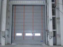 PVC Fabric Hangar Door & Hangar Doors - Fabric Doors Manufacturer from Pune