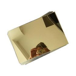 Stainless Steel Glossy Mirror Finish No 8 Sheets
