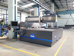 CNC Waterjet Cutting System
