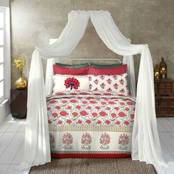 Rossete Bed Sheet