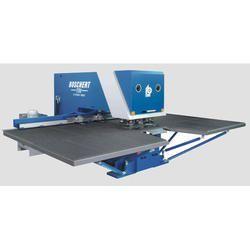 CNC Hydraulic Sheet Punching
