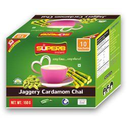 Jaggery Cardamom Instant Chai