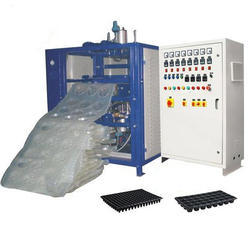 Automatic Vacuum Forming Machine-Food Packing Trays