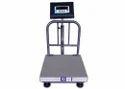 Digital Platform Scale 200Kg Platter Size:500-500 MM