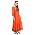 Party Wear Anarkali Kurti