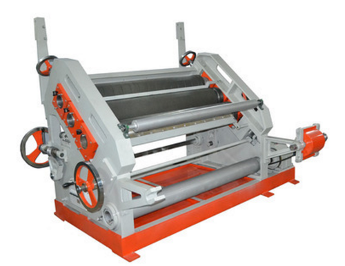 Fingerless Paper Corrugation Machine