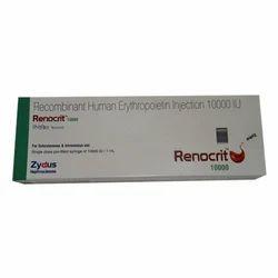 Renocrit 10000 PFS Injection