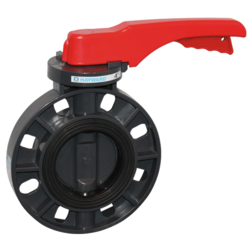 Series PBFV Thermoplastic Butterfly Valve