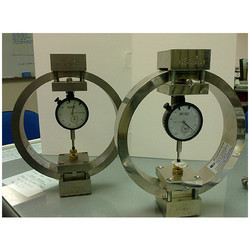 Compression Proving Rings