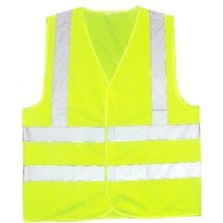 Polyethylene Construction Safety Vest