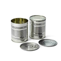 Tin Food Containers