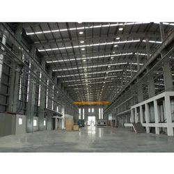 Steel Frame Building Services