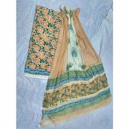 Prints Unstitched Salwar Suit