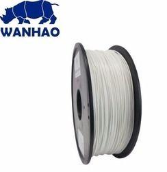 Wanhao Original White PLA 1.75mm 3D Printer Filament