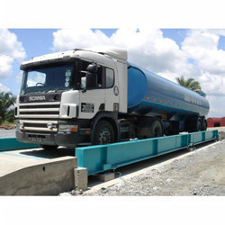 Driver Operated Truck Weighbridge