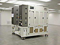 Clean Room with Semi Conductor Industry