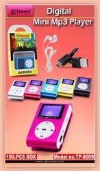 DIGITAL MP3 PLAYER MINI
