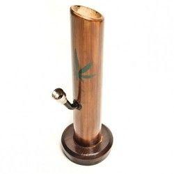 Long Bamboo Smoking Pipe