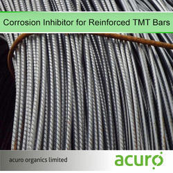 Corrosion Inhibitor for Reinforced TMT Bars