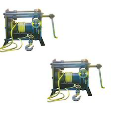 Electric Crab Winch