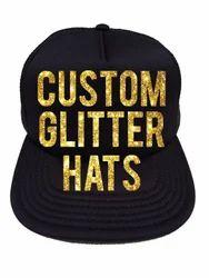 KD Glitter Customized Cap