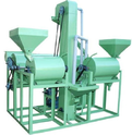 Automatic Dal Mill Machine