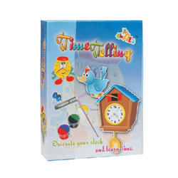Time Telling Board Games