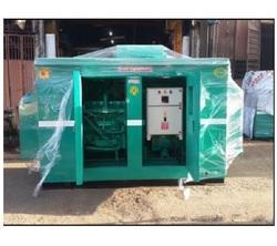 Soundproof Silent Portable Diesel Generator Set