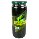 Black Pitted Olives 450gm