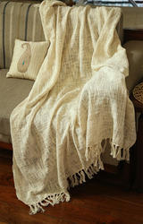 Hand Crafted Throw Blanket