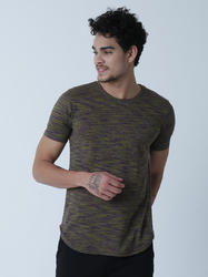Men's Trendy Colors T Shirt
