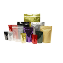 Re- Sealable Pouches
