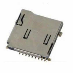 Lock Type MUP-M614 Micro SD Card Holder