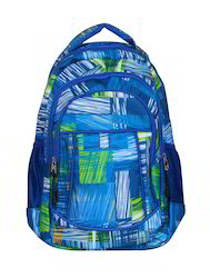Infinit Small School Backpack, Blue Color